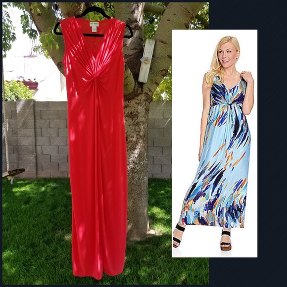 Kate Mallory Dresses Kate And Mallory Maxi Dress Poshmark